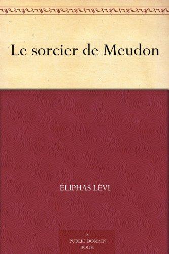 Couverture du livre Le sorcier de Meudon