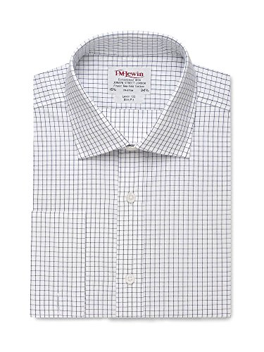 tmlewin-mens-slim-fit-navy-fine-check-poplin-shirt-16