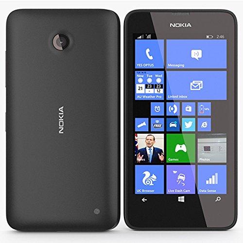 Nokia Lumia 635 Black RM-974 Windows Phone 1GB RAM LTE WiFi Schwarz Ohne Simlock