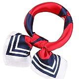 PB-SOAR Damen Halstuch Bandana Schal Kopftuch Nickituch 58 x 58cm, 23 Muster auswählbar (Muster 11)