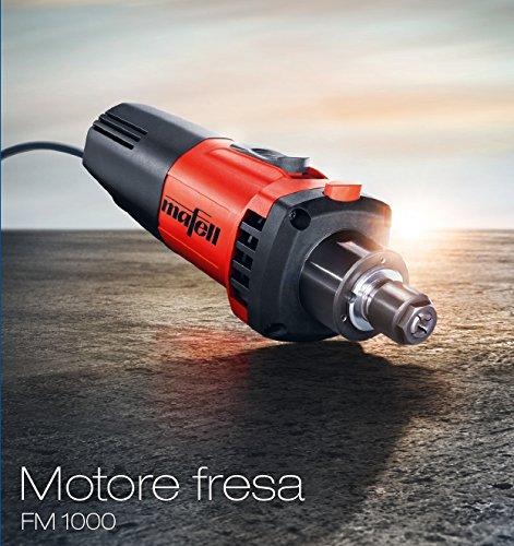 Mafell FM 1000 Fresatrice elettrica 1000W , da 4000 a 25000 giri/min