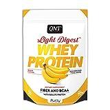 QNT Light Digest Whey Protein, Banana, 500 g