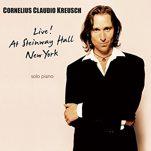 Live! At Steinway Hall / New York