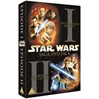 Star Wars Episodes 1 & 2 - Double Pack