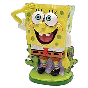 Nickelodeon Penn Plax Spongebob Resin Ornament