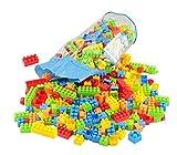 Kinder große Plastik Bausteine Spielzeug Baby Puzzle Kampf Kampf pocketed Bausteine Spielzeug 3-6 Jahre alt
