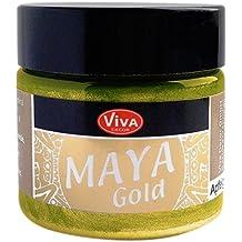NEU Viva Decor Maya Gold 50 ml, Gold