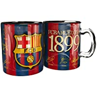 Mug Cristal Legends FC BARCELONA