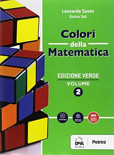 Colori della matematica. Quaderno. Ediz. verde. Per gli Ist. tecnici. Con e-book. Con espansione online: 2