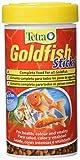 Tetra Goldfish Bâtons, Complete Poisson Nourriture pour Taille moyenne à grande Poisson Rouge, 250ml
