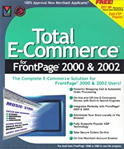 Total e-Commerce Front Page 2000