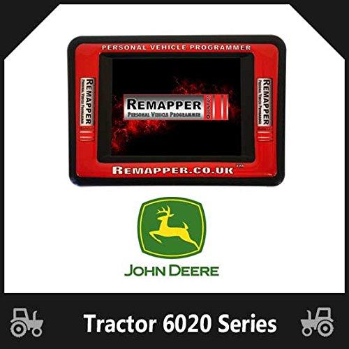 Preisvergleich Produktbild John Deere Traktor 6020Serie Individuelle OBD ECU remapping, Motor NEU zuordnen & Chip Tuning Werkzeug–Superior über Diesel Tuning Box