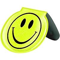 Reflector de luz con imán, disponible en 4diseños divertidos, Smiley