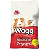 Wagg Guinea Pig Crunch, 10 kg