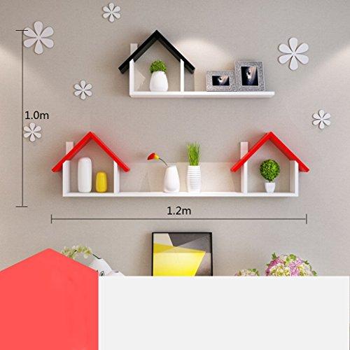 GYP Creative Racks, einfaches modernes Programm Wohnzimmer Home Restaurant Wand Panel Wall Mount kaufen ( Farbe : B )
