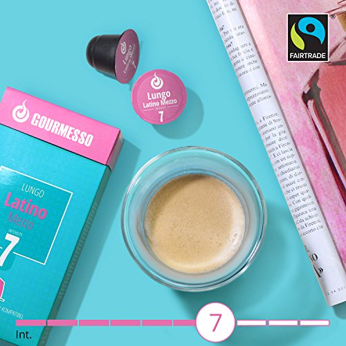 Gourmesso Testbox – 100 Nespresso kompatible Kaffeekapseln - 4