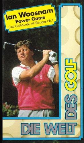 Preisvergleich Produktbild Die Welt des Golf: Ian Woosnam - Power Game [VHS]