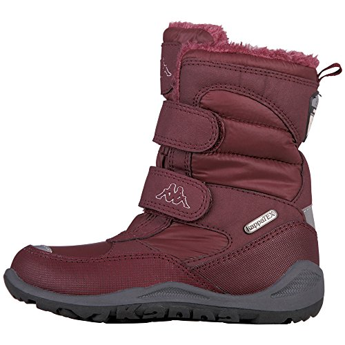 3eb0956588d Kappa Unisex Kids' Tundra TEX Teens Combat Boots, Red (2525 DarkRed), 4 UK  4UK Child - Buy Online in Oman. | Shoes Products in Oman - See Prices, ...