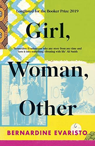 Buchseite und Rezensionen zu 'Girl, Woman, Other' von Bernardine Evaristo