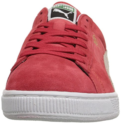 Puma Classic Plus Forever, Sneaker Donna High Risk Red-White