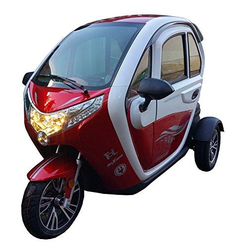 TOL E-Leichtkfz Scooter Elektroauto Kabinenroller max. 45 km/h*