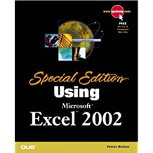 Special Edition Using Microsoft Excel 2002