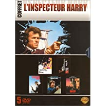 L'Inspecteur Harry - Coffret 5 DVD