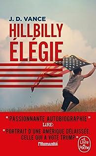 Hillbilly Élégie par Vance