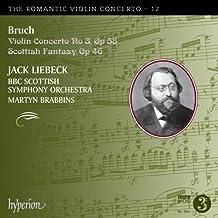 The Romantic Violin Concerto Vol.17 by Jack Liebeck (2014-08-03)