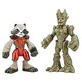 Playskool Heroes Super Hero Adventures Groot Rocket Toy