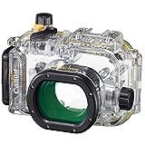 Canon WP-DC47 - Carcasa para fotografía subacuática PowerShot S110, transparente