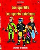 Habille... Les sportifs et les sports extrêmes - Autocollants Usborne...