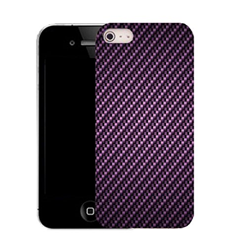 """Mobile Case Mate iPhone 6 Plus 5.5"""" clip on Silicone Coque couverture case cover Pare-chocs + STYLET - purple equilateral pattern (SILICON)"""
