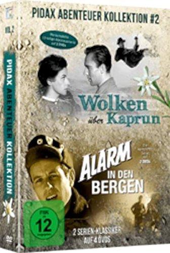 Wolken über Kaprun + Alarm in den Bergen - Die kompletten Serien (4 DVDs)