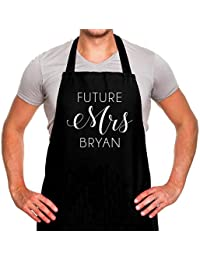 Future Mrs Bryan - Unisex Adult Fit Apron - 5 Colours