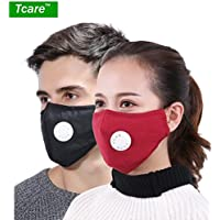'TYRO Anti Verschmutzung Maske Staub Atemschutzmaske waschbar wiederverwendbar Masken Baumwolle Unisex Mund Muffel... preisvergleich bei billige-tabletten.eu