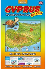 Cyprus, The Island's First Map for Kids, Map and Travel Guide for Children: Activities, Attractions, Insider Tips Map