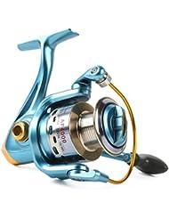 Sougayilang 11+ 1BB rotatifs d'eau douce ou Salée Attaquer Moulinet de pêche