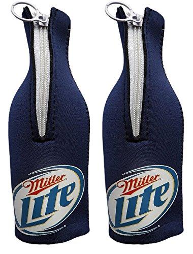 Bier Kann Oder Flasche Getränkehalter Kühler-Coors, Miller, Budweiser Mehr, Miller Lite Blue Suit -