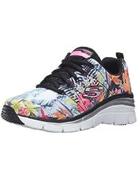 Skechers Fashion Fit-Spring Essential-Zapatilla mujer con cuña 48087