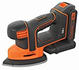 BLACK+DECKER BDCDS18-QW Levigatrice MOUSE 18V - 1.5AH in softbag