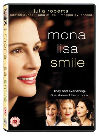 a movie analysis of mona lisa smile My grandma's really into buying bootleg dvd's at the flea market and picked up mona lisa smile i didn't see it in theaters but i heard awful reviews of it.