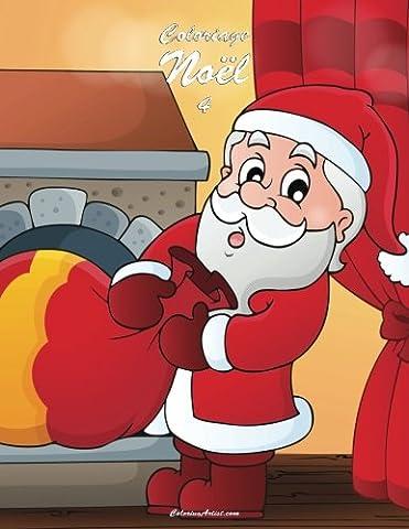 Coloriage Noël 4