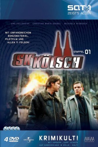 Staffel 1 (Pilotfilm + 11 Folgen) (Collector's Edition)