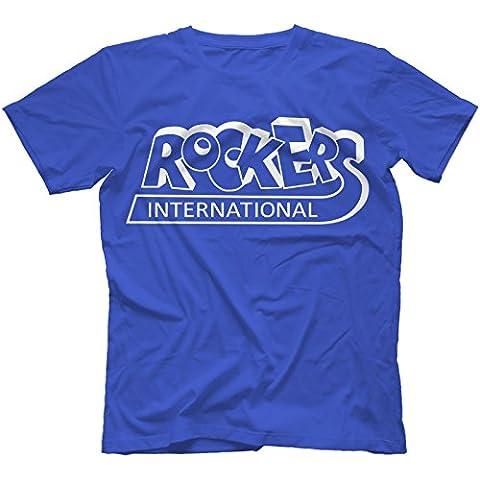 Rockers International Camiseta 100% Algodon