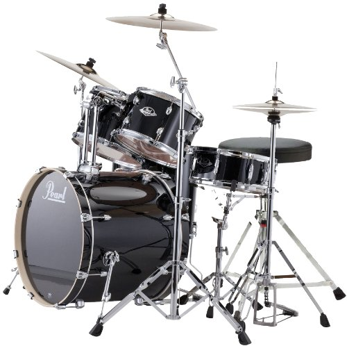 pearl-export-exx725z-c31-black-zildjian-planet-z-becken-set-hocker-gratis