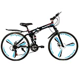 Gogo A1 Rockefeller Foldable Mountain Bike (Black)