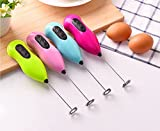 Mini Elektro Kitchen Whisk Handheld Edelstahl Mixer Egg Beater für kaffee Milch Getränk Ei