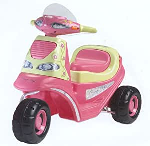 Pink Girls Scooter