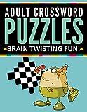 Adult Crossword Puzzles: Brain Twisting Fun!